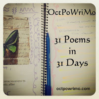 #OctPoWriMo Day 8