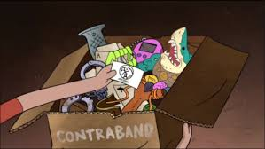 kid contraband